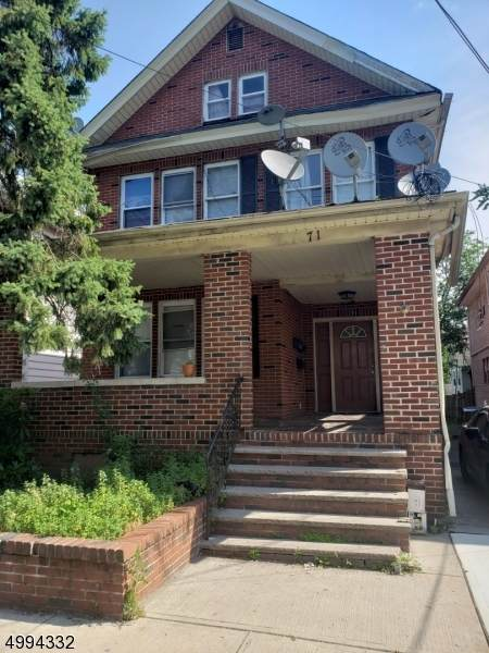 71 Welton St, New Brunswick City, NJ 08901 (MLS #3646937) :: Team Francesco/Christie's International Real Estate