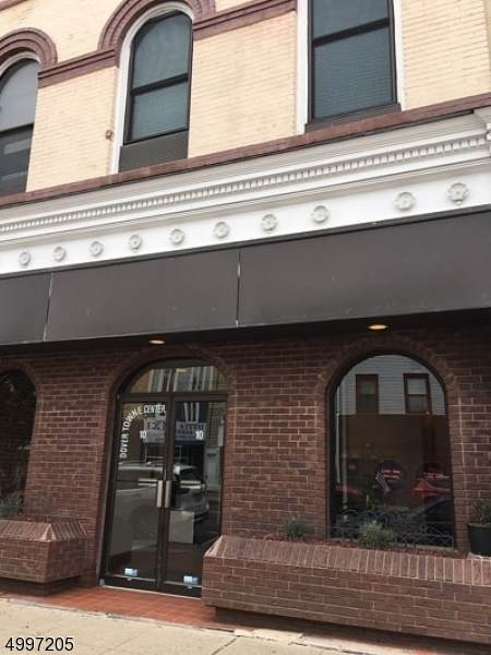6 E Blackwell St Apt3f 3F, Dover Town, NJ 07801 (MLS #3646949) :: William Raveis Baer & McIntosh