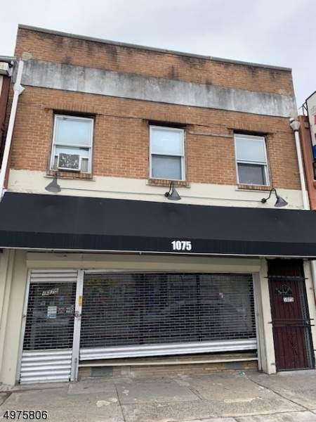 1075 Bergen St, Newark City, NJ 07112 (MLS #3647079) :: William Raveis Baer & McIntosh