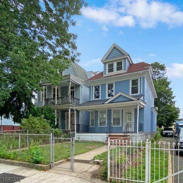 121 Scheerer Ave, Newark City, NJ 07112 (MLS #3647304) :: William Raveis Baer & McIntosh