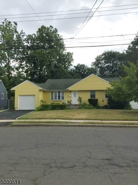 107 Valley View Rd, Hillside Twp., NJ 07205 (MLS #3649769) :: Coldwell Banker Residential Brokerage
