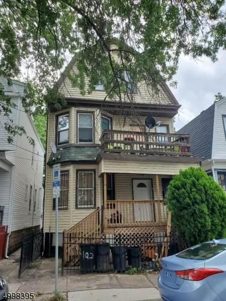 102 Norwood St #2, Newark City, NJ 07106 (MLS #3651818) :: The Debbie Woerner Team