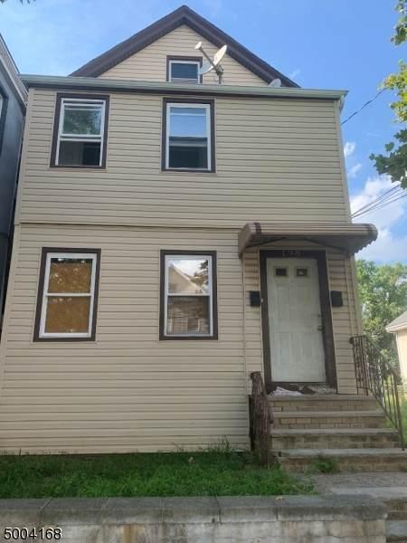 196 Burgess Pl, Passaic City, NJ 07055 (#3653701) :: NJJoe Group at Keller Williams Park Views Realty