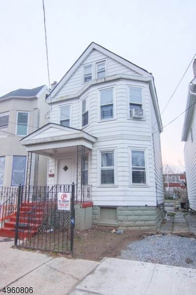69 Irving St, Newark City, NJ 07104 (MLS #3653744) :: William Raveis Baer & McIntosh