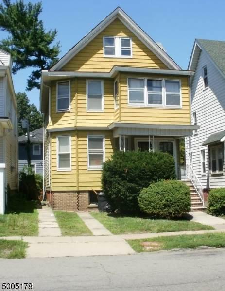 293 Glenwood Ave #2, East Orange City, NJ 07017 (MLS #3654212) :: The Lane Team