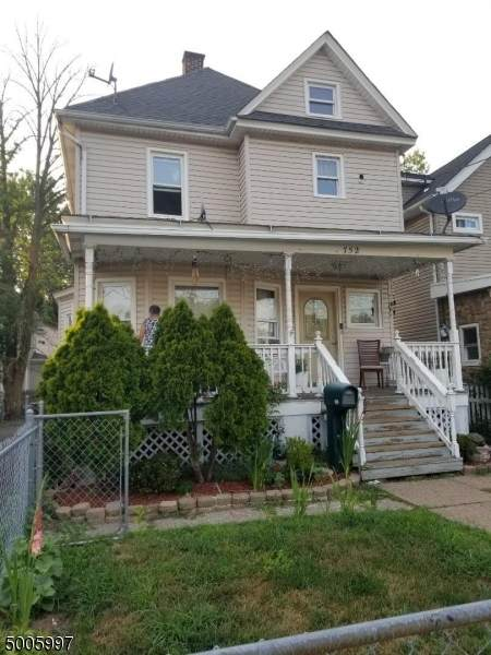 752 W Front St, Plainfield City, NJ 07060 (MLS #3654685) :: Gold Standard Realty
