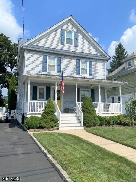 334 1ST ST, Dunellen Boro, NJ 08812 (MLS #3654935) :: RE/MAX Select