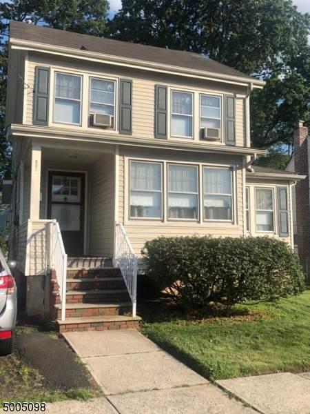 887 Ray Ave, Union Twp., NJ 07083 (MLS #3655221) :: The Lane Team