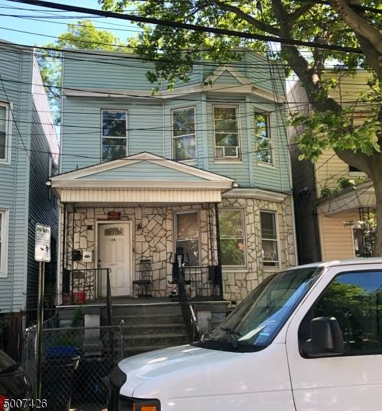 24 Fulton Ave, Jersey City, NJ 07305 (MLS #3655877) :: Zebaida Group at Keller Williams Realty