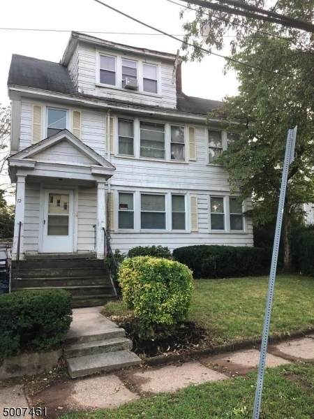 72 Pomona Ave, Newark City, NJ 07112 (MLS #3656583) :: RE/MAX Platinum