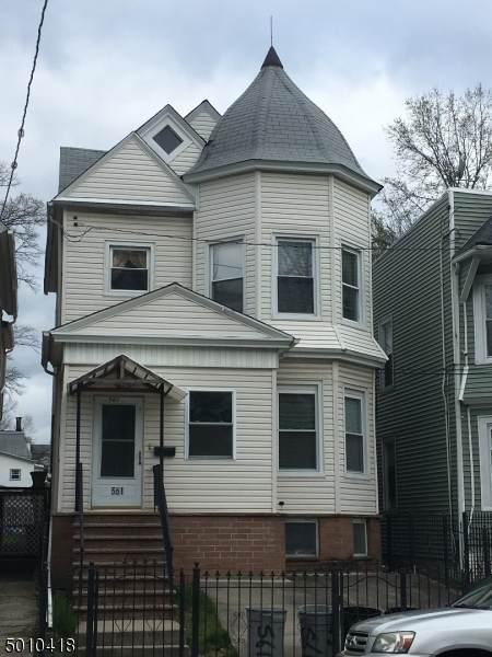 561 Walnut St, Elizabeth City, NJ 07201 (MLS #3659180) :: The Karen W. Peters Group at Coldwell Banker Realty