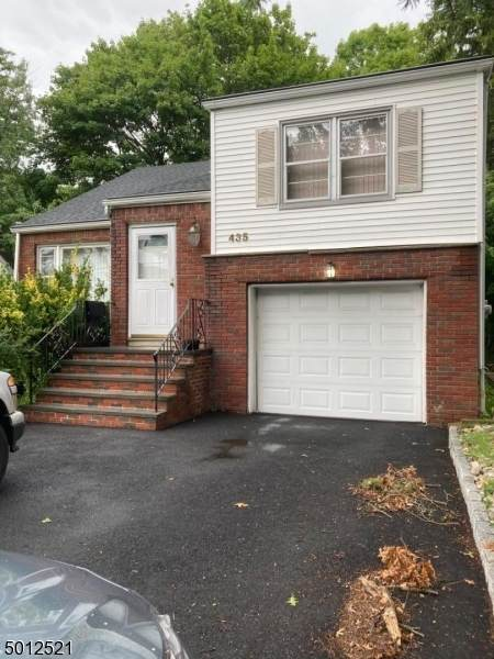435 Mt Pleasant Ave, West Orange Twp., NJ 07052 (MLS #3660465) :: Gold Standard Realty