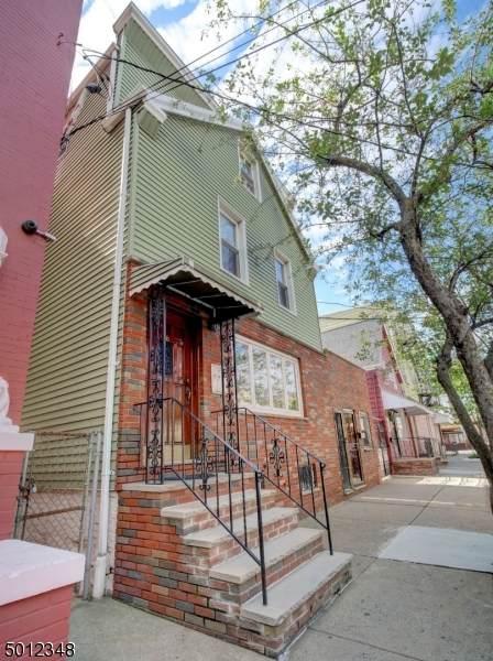94 Mcwhorter St, Newark City, NJ 07105 (#3661619) :: NJJoe Group at Keller Williams Park Views Realty