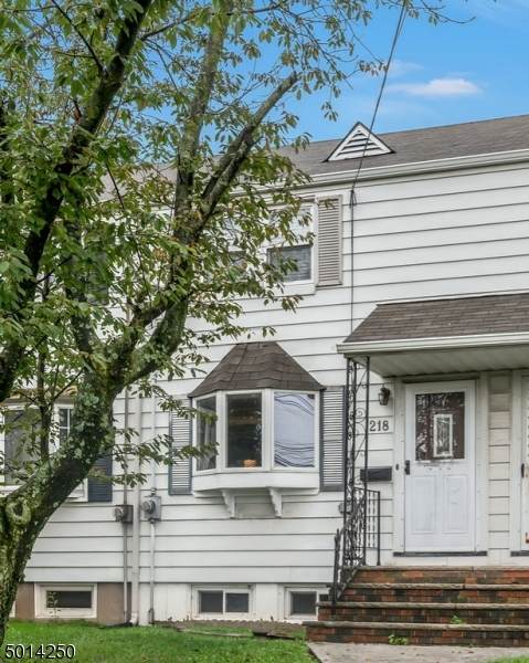 218 Darling Ave, Bloomfield Twp., NJ 07003 (MLS #3662075) :: The Karen W. Peters Group at Coldwell Banker Realty
