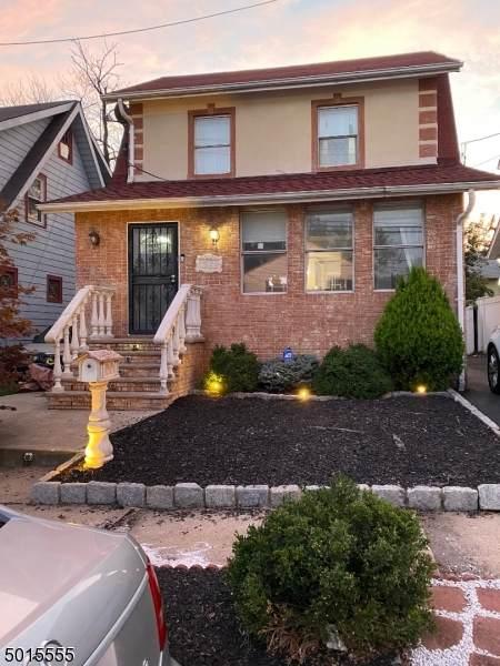 1382 Doremus Pl, Hillside Twp., NJ 07205 (MLS #3663253) :: Pina Nazario