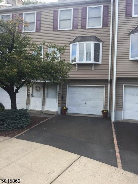 777 Jefferson Ave #16, Rahway City, NJ 07065 (MLS #3663588) :: The Sikora Group