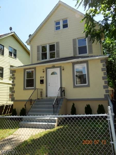 224 Weequahic Ave, Newark City, NJ 07112 (MLS #3665265) :: The Karen W. Peters Group at Coldwell Banker Realty