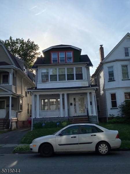 103 Shepard Ave, East Orange City, NJ 07018 (MLS #3665721) :: The Debbie Woerner Team