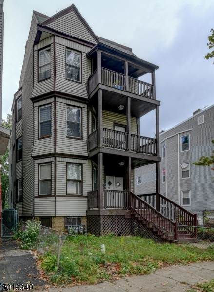 217 N 15Th St #3, East Orange City, NJ 07017 (MLS #3666784) :: Team Cash @ KW