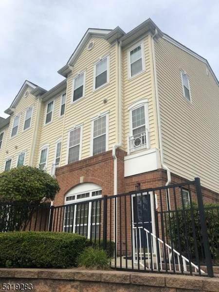1202 Hamilton St #1202, Belleville Twp., NJ 07109 (MLS #3666877) :: Mary K. Sheeran Team