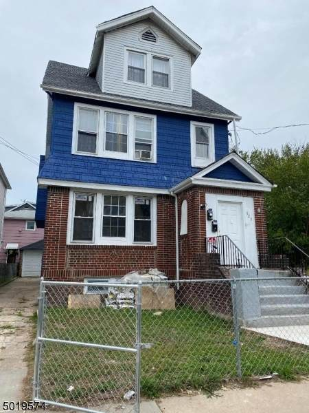 925 S 20Th St, Newark City, NJ 07108 (MLS #3667043) :: William Raveis Baer & McIntosh