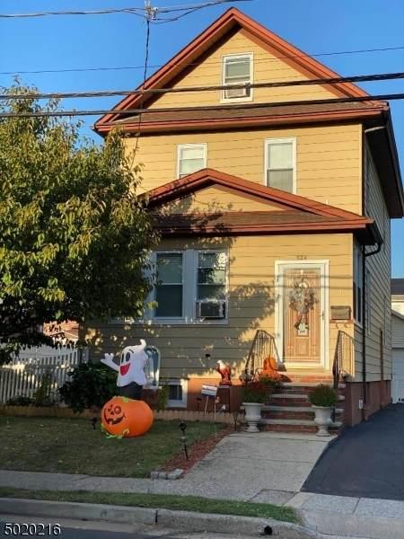 524 Grant St, Linden City, NJ 07036 (MLS #3667667) :: The Sikora Group