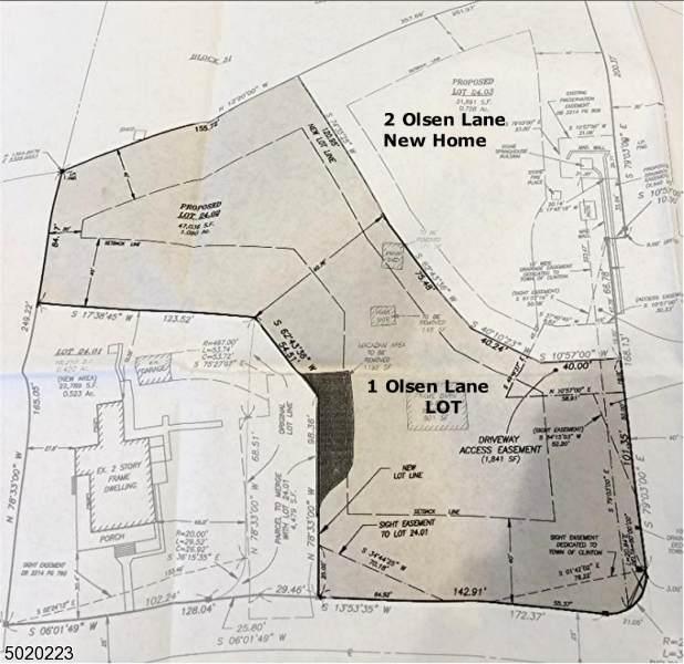 1 Olsen Ln, Clinton Town, NJ 08809 (MLS #3668845) :: SR Real Estate Group