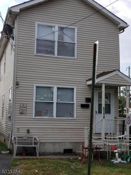 1714 Essex St, Rahway City, NJ 07065 (MLS #3670470) :: The Sikora Group