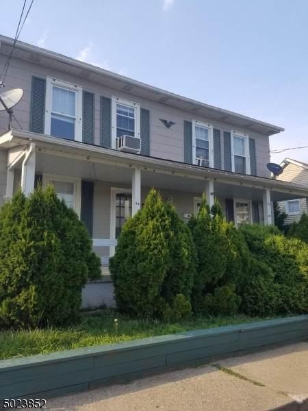 60 W Johnston St, Washington Boro, NJ 07882 (MLS #3670915) :: REMAX Platinum