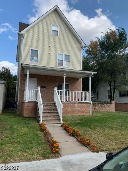 52 Van Houten Ave, Passaic City, NJ 07055 (MLS #3672990) :: SR Real Estate Group