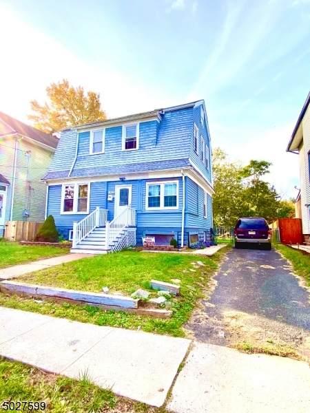 1322 Maple Ter #1, Rahway City, NJ 07065 (#3674297) :: Bergen County Properties