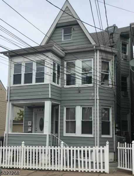 184 Jasper St, Paterson City, NJ 07522 (MLS #3674425) :: RE/MAX Platinum