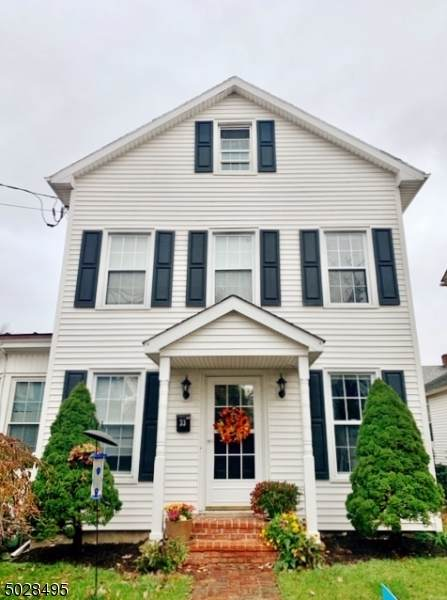 33 Halsted St, Newton Town, NJ 07860 (MLS #3675445) :: The Premier Group NJ @ Re/Max Central