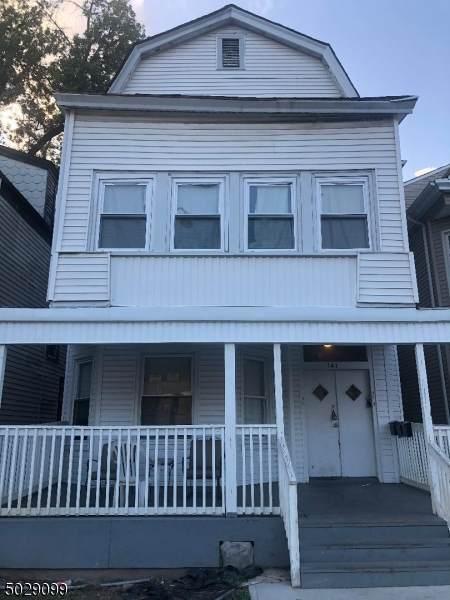 161 N Oraton Pkwy, East Orange City, NJ 07017 (MLS #3675643) :: RE/MAX Platinum