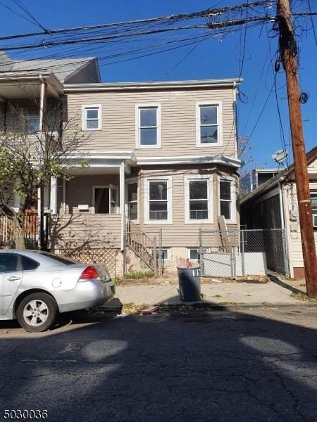 117 Warren St, Paterson City, NJ 07524 (MLS #3676432) :: The Sue Adler Team