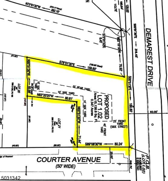 71 Courter Ave, Wayne Twp., NJ 07470 (MLS #3677668) :: Weichert Realtors
