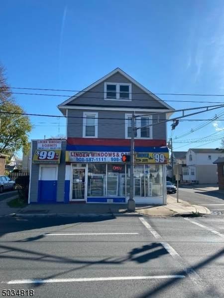 2400 E Edgar Rd #2, Linden City, NJ 07036 (#3681032) :: Nexthome Force Realty Partners