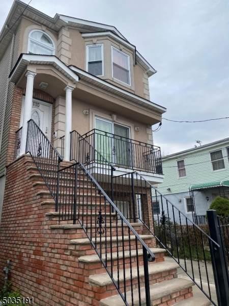 110 Port Ave, Elizabeth City, NJ 07206 (#3681091) :: Nexthome Force Realty Partners