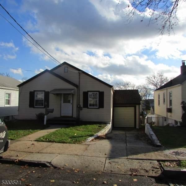 252 Hickory St #1, Kearny Town, NJ 07032 (MLS #3681260) :: The Sue Adler Team