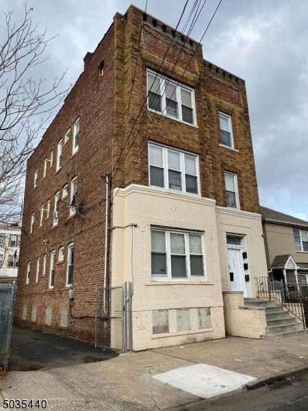 617 S 20Th St, Newark City, NJ 07103 (MLS #3681326) :: Team Francesco/Christie's International Real Estate