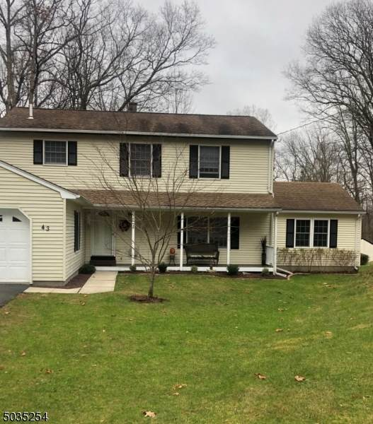 43 Danville Mountain Rd, Liberty Twp., NJ 07838 (MLS #3681343) :: REMAX Platinum