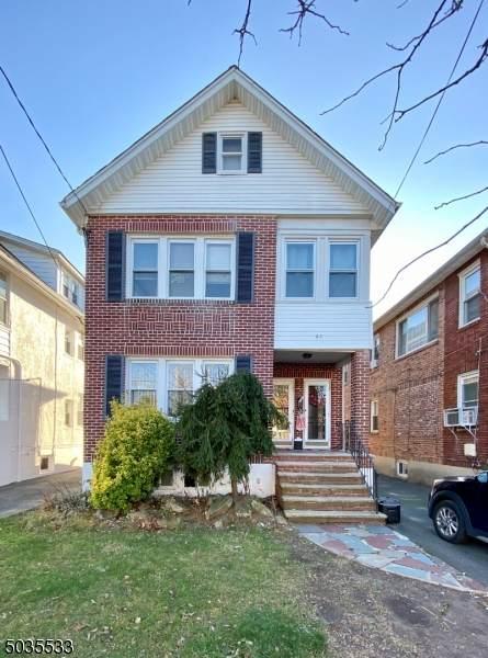 67 Oak Ridge Ave, Nutley Twp., NJ 07110 (#3681483) :: Nexthome Force Realty Partners