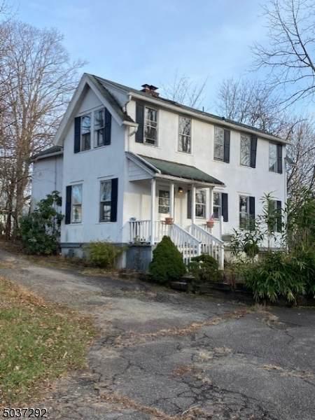 22 Mountain Ave, Mendham Boro, NJ 07945 (MLS #3683022) :: William Raveis Baer & McIntosh