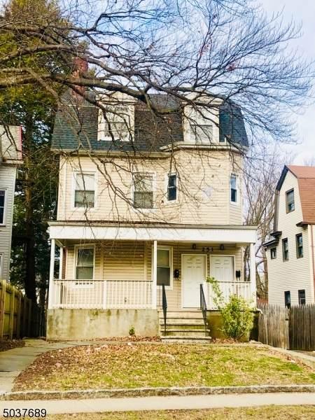 251 N Grove St, East Orange City, NJ 07017 (MLS #3683317) :: Team Cash @ KW