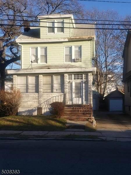 84 Longfellow Ave, Newark City, NJ 07106 (MLS #3684571) :: The Sue Adler Team