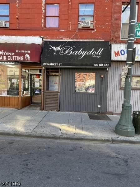 102 Market St, Paterson City, NJ 07505 (MLS #3686314) :: Weichert Realtors