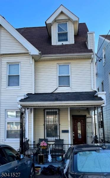 530 Garfield Ave, Jersey City, NJ 07305 (MLS #3686462) :: The Sikora Group