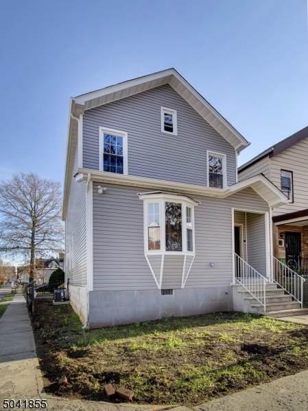 72 Lincoln St, East Orange City, NJ 07017 (#3686707) :: Jason Freeby Group at Keller Williams Real Estate