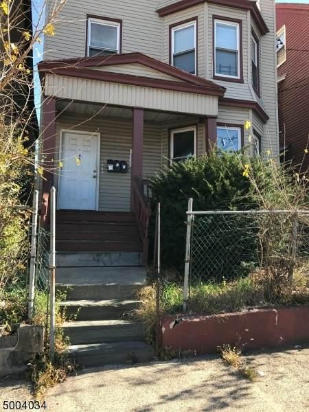 856 S 17Th St, Newark City, NJ 07108 (MLS #3687345) :: William Raveis Baer & McIntosh