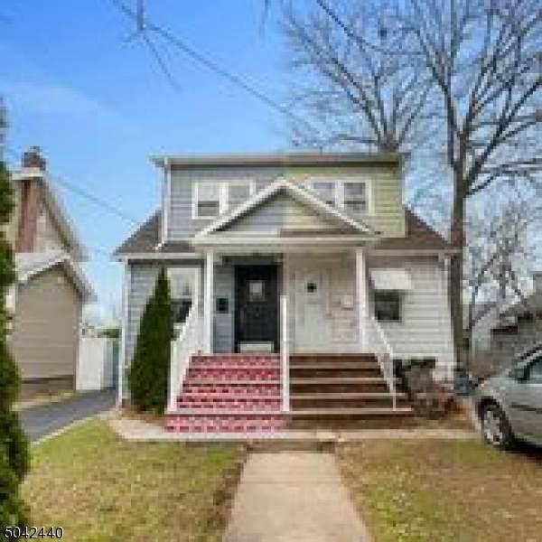 875 Maurice Ave, Rahway City, NJ 07065 (MLS #3687394) :: The Dekanski Home Selling Team